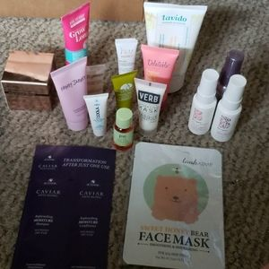 Skin and hair care lot